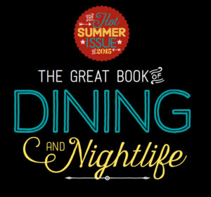 The Great Book of Dining and Nightlife at the Lake of the Ozarks