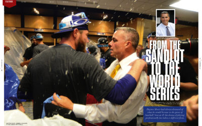 Dayton Moore- From the Sandlot to the World Series