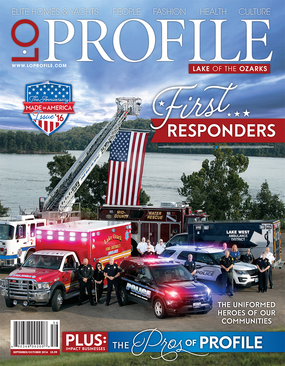 Sept | Oct 2016: First Responders