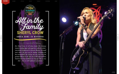 Sheryl Crow: All in the Family
