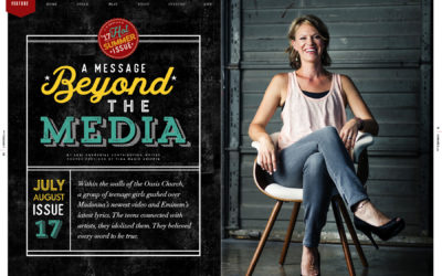 A message Beyond the Media- Tina Griffin