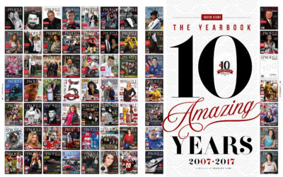 Cover Story: 10 Amazing Years