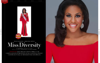 Cover Story: Miss Missouri Jennifer Davis