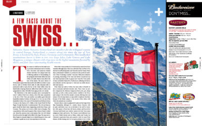 A Few Things About The Swiss…