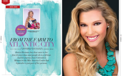 From The Farm To Atlantic City — Miss Missouri Jessica Hartman