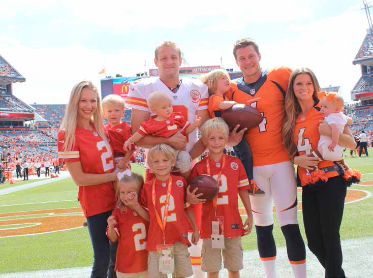 4th Down and Five To Go — Dustin Colquitt