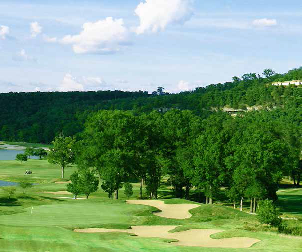 Osage national Hole No. 8 — Mountain Course