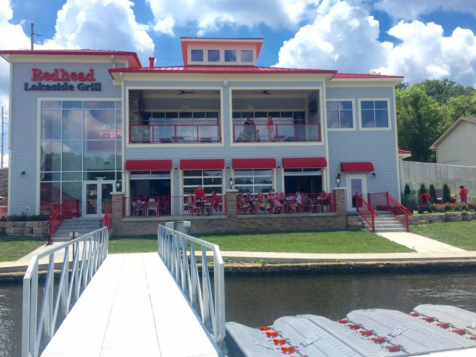The Lake's New Hotspot: Redhead Lakeside Grill
