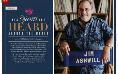 Cover Story: Jim Ashwill