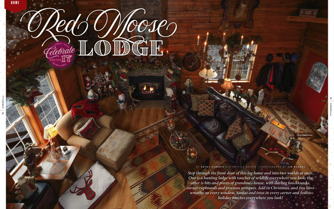 Home Feature: Red Moose Lodge
