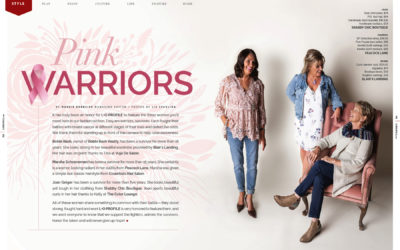 Pink Warriors