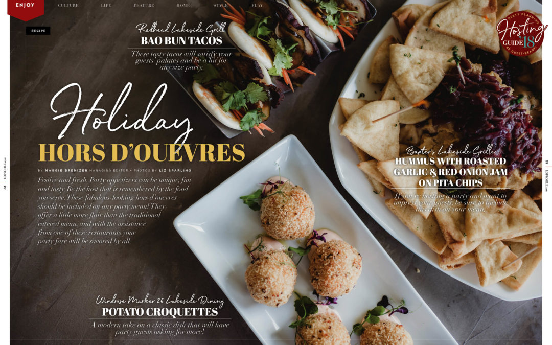 Holiday Hors d'ouevres