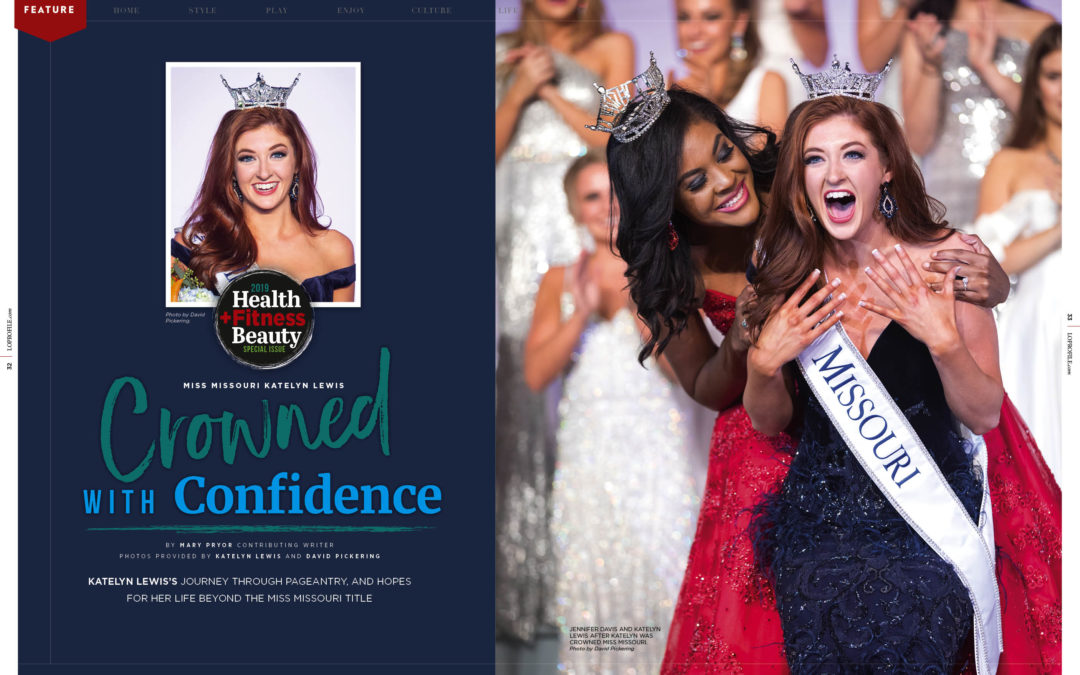 Katelyn Lewis: Crowned in Confidence