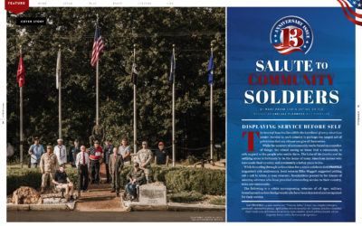Cover Story: Veterans