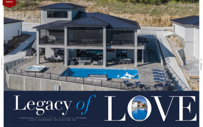 Home Feature: Legacy of Love