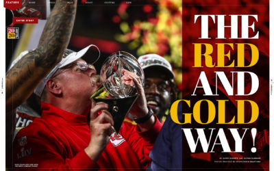 Cover Story: The Red and Gold Way