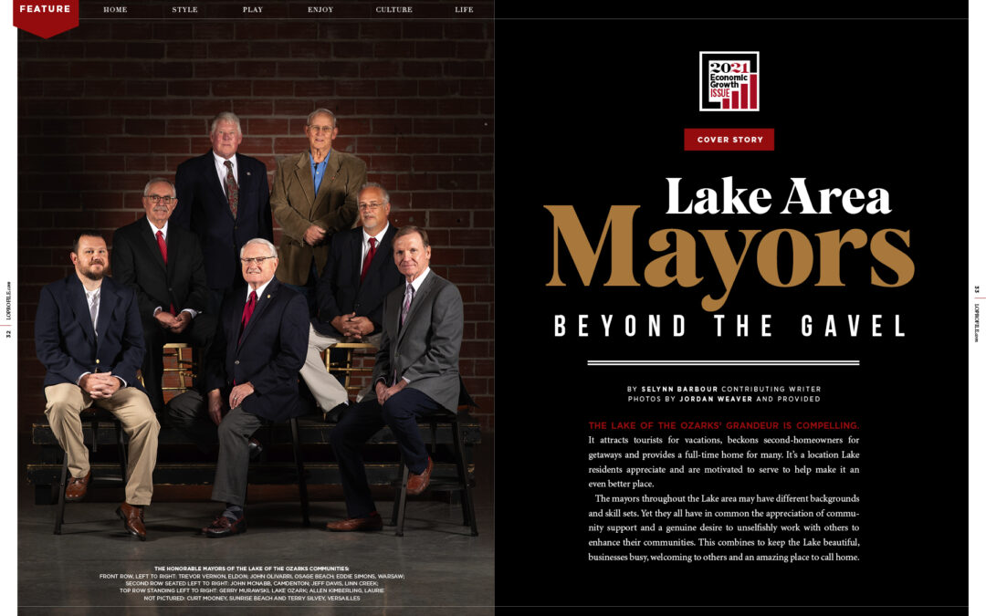 Cover Story: Area Mayors