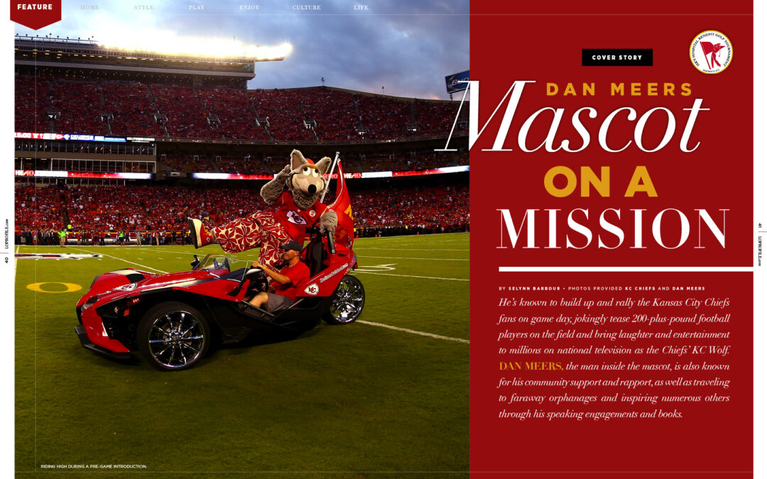 Cover Story: KC Wolf