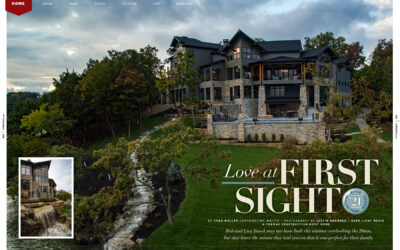 Home Feature: Love at First Sight